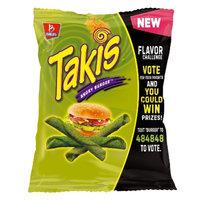 Barcel Takis Angry Burger Tortilla Chips - 4oz