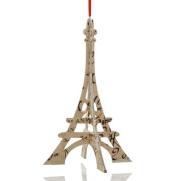 Paper Eiffel Tower Ornament, Created for Macy's