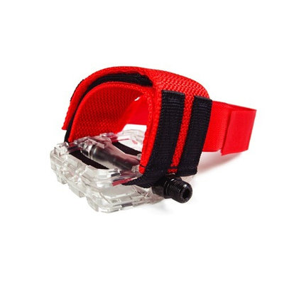 Mobo Safety Bike Pedals with Adjustable Velcro