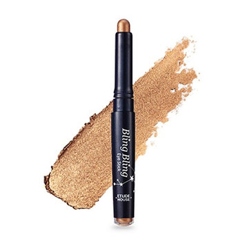 ETUDE HOUSE Bling Bling Eye Sitck 1.4g #8 Ivory Babystar - Smooth & Creamy Eye Shadow Stick with Vibrant Color