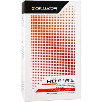 Cellucor, Super HD Fire, 58 Capsules