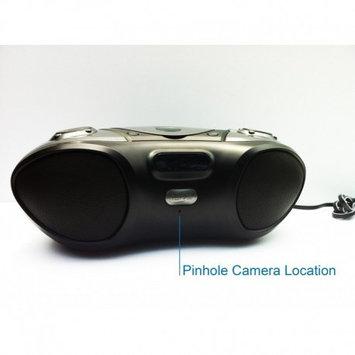 Boombox Covert Wifi Spy Nanny Hidden Camera
