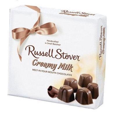 Russell Stover Creamy Milk Chocolates, 4.7 oz