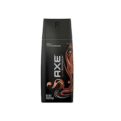 Axe Deodorant Body Spray Dark Temptation 4 OZ - Buy Packs and SAVE (Pack of 5)