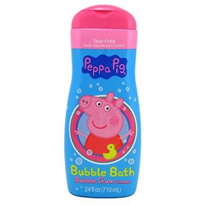 Peppa Pig Bubble Bath 24 Ounce Bubble Gum (3 Pack)