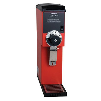 BUNN 22100.0001 G3 HD RED Bulk Coffee Grinder
