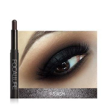 12 Ultra Bright Color Eyeshadow Lip Liner Eye Shadow Eyeliner Pencil Pen Cosmetic Makeup Set By D-XinXin (E)