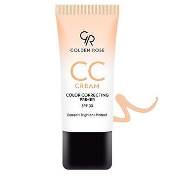 Golden Rose CC Cream with Spf 30, ORANGE