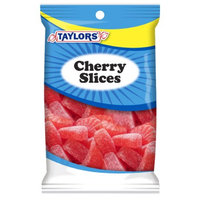 TAYLORS CANDY CHERRY SLICES Snack Size