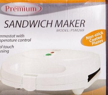 Premium 2 Slice Sandwich Maker