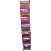 Home Products 36122350.06 7 Shlf Hanging Organizr Floral