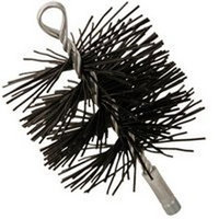 Imperial Manufacturing BR0181 6 in. Round Poly Chimney Brush