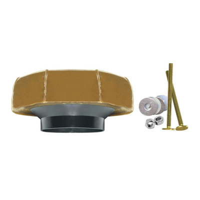 Fluidmaster Jumbo Reinforced with Bolts Toilet Wax Ring 7514