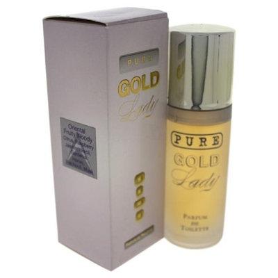 Milton Lloyd Pure Gold Lady Parfum de Toilette Spray 55ml