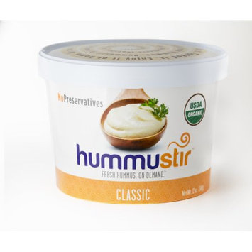 Baruvi Fresh Llc Hummustir- Classic Hummus