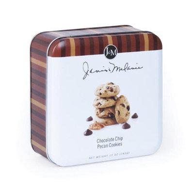JM Foods SFCOCP101 Snow Flake 10 oz. Tin Chocolate Chip Pecan