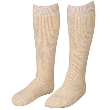 Tru-Spec 3919004 Men's Tan Cushion Sole Socks - Size Medium
