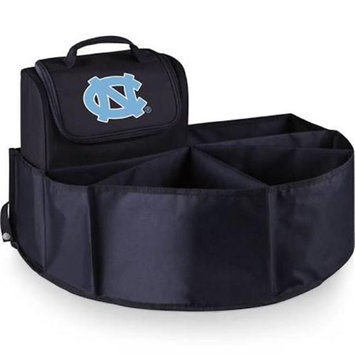 Picnic Time 715-00-179-414-0 University of North Carolina Digital Print Trunk Boss in Black with Cooler