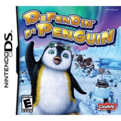 Defendin' de Penguin (DS)