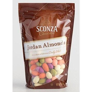 Sconza Jordan Chocolate Almonds