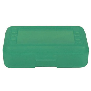 Romanoff Products, Inc. Romanoff Products ROM60225BN 8.5 x 5.5 x 2.5 in. Pencil Box Lime - 12 Each