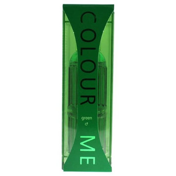Colour Me Homme Green EDT Spray 90ml With Gift