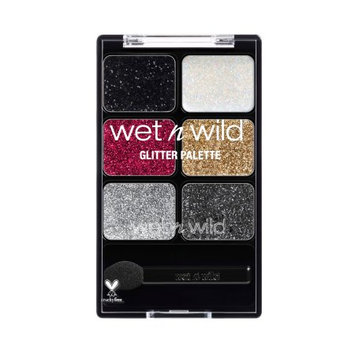 Markwins Beauty Products wet n wild Fantasy Makers Glitter Palette - Heavy Metals