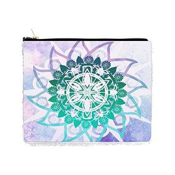 Watercolor Mandala - 6.5