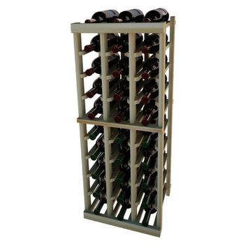 Wine Enthusiast Vintner Series Wine Rack - Solid Diamond Cube w/Face Trim