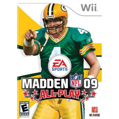 Nintendo Madden NFL 09: All-Play (used)