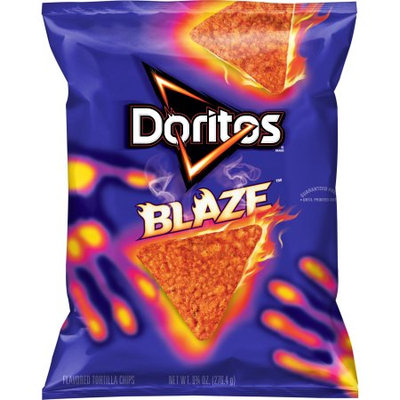 DORITOS Blaze Tortilla Chips