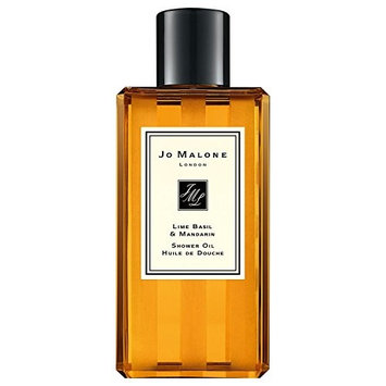 Jo Malone London Lime Basil & Mandarin Shower Oil 100ml (PACK OF 2)
