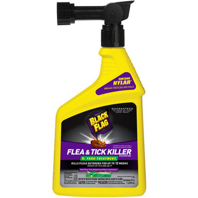 Black Flag Flea and Tick Ready to Spray Yard Treatment