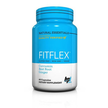BPI Sports Natural Essentials, Fitflex, 60 Count