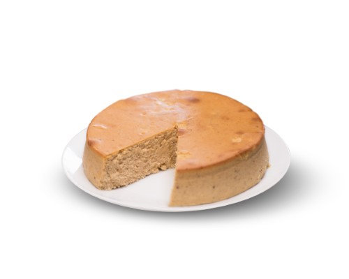 Luigi's Italian Pastry Luigi's Gourmet Pumpkin Cheese Cake, 28 Oz