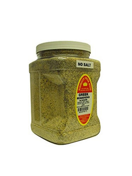 Family Size Marshalls Creek Spices Greek No Salt Seasoning, 44 Ounce