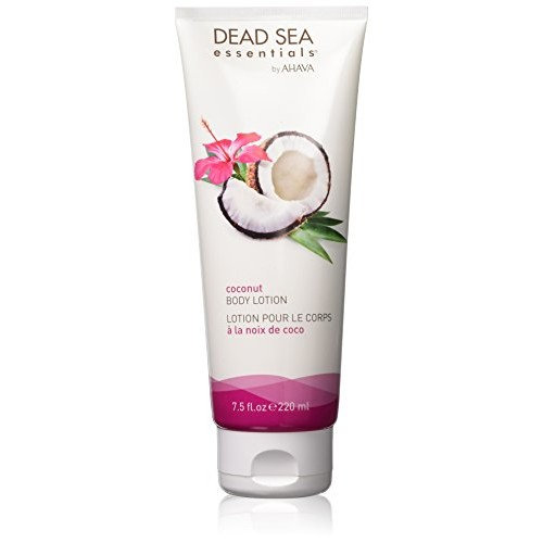 Dead Sea Essentials Coconut Body Lotion, 7.5 Fluid Ounce