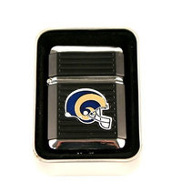 St. Louis Rams Lighter (No Butane Included for Shipping Safety)