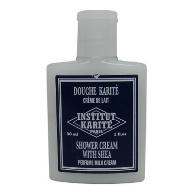 Institut Karite Shea Shower Cream lot 16 Each 1oz bottles. oz (Pack of 16)