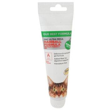 GNC Pets Ultra Mega Hairball Formula8211 Malt Flavor8211 VALUE SIZE 5 oz.