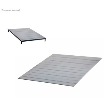 Continental Sleep, Heavy Duty Slats/Foundation With Cover |Queen Size|