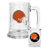 Cleveland Browns 2-pc. Mug Set