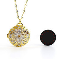 Misfit® Flash with BaubleBar Helena Necklace