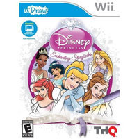 Disney Princess: Enchanting Storybooks (uDraw) Wii Game THQ