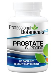 Professional Botanicals Prostate Support 60 caps