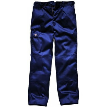 Dickies WD88428 NV 28R Size 42 28-Inch Redhawk Super Trousers - Navy Blue