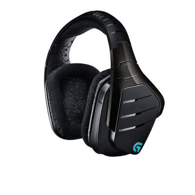 Logitech G933 Artemis Spectrum Wireless 7.1 Surround Sound Gaming Headset With RGB Lighting & G-KEYS