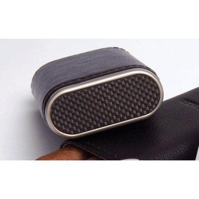 Envoy Single Leather Cigar Case