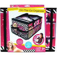 Neat Oh Neat-Oh! Barbie On The Go Storage Organizer Desk