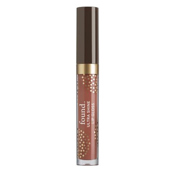 Hatchbeauty Products FOUND Lip Ultra Shine Lip Gloss with Avocado Extract, 320 Sand, 0.13 Fl Oz